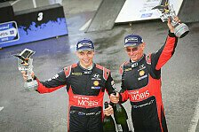 Match-Battle: Hayden Paddon und John Kennard