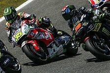 Honda vs. Yamaha: Crutchlow vergleicht den Factory-Support