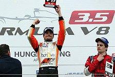 Formel V8 3.5 - Bilder: Ungarn - 3. & 4. Lauf