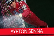 Formel 1 - Video: MSM TV: Tribut an F1-Legende Ayrton Senna