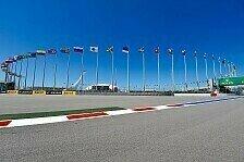 Formel 1, Wetter Sotschi: Sonne satt beim Russland GP
