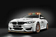 DTM - Bilder: BMW Safety Car f�r 2016