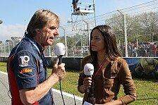 Gustl Auinger über Red Bull Rookies: Schimpfen muss ich nie