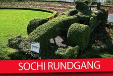 Formel 1 - Video: MSM TV: Rundgang beim Russland Grand Prix in Sotschi