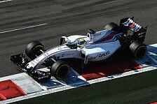 Formel 1 - Williams in Sochi keine Bedrohung für Ferrari