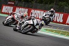 Superbike - Reiterberger: Technik kostet zwei Top-10-Plätze