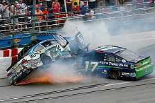 NASCAR - Video: Talladega-Highlights alias die Crash-Compilation