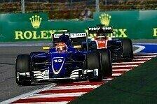 Formel 1 - Sauber vor Stagnation in Spanien: Nichts geht mehr