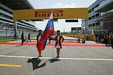 Formel 1 - Live-Ticker Russland GP: Donnerstag in Sochi