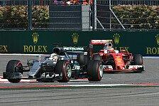 Formel 1 - Bilderserie: Russland GP - Pressestimmen