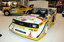 WRC - Video: Die Urgewalt: Der Audi Sport Quattro S1 in Action