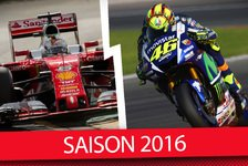 Formel 1 - Video: MSM TV: Formel 1 & MotoGP Saison 2016
