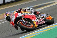 MotoGP - Pedrosa schweigt nach Quali-Desaster zu Gerüchten