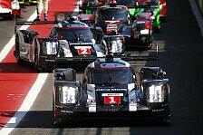 WEC - Spa: Porsche schlägt zurück, Audi enttäuscht