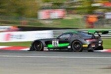 Blancpain GT Series - Brands Hatch: HTP-Mercedes gewinnt mit Schneider