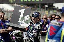 MotoGP - GP-Analyse Le Mans: Lorenzo wie Schweizer Uhrwerk