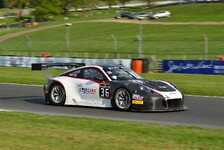 Blancpain GT Series - Schwieriges Wochenende für Sebastian Asch