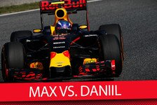 Formel 1 - Video: MSM TV: Verstappen vs. Kvyat - Showdown in Spanien