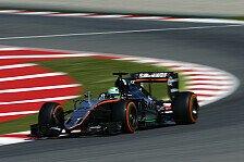 Formel 1 - Hülkenberg begeistert von neuem Transformer-Auto