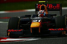 GP2 - Gasly sichert Prema erste Pole Position