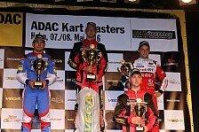 ADAC Kart Masters - Bilder: Hahn - Siegerehrung