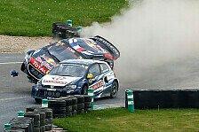Rallye - Rallycross: World RX Belgien - Video-Highlights