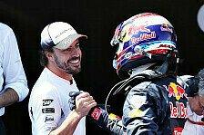 Formel 1: Überall Chaos angerichtet? Alonso lacht über Horner