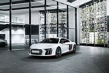 Auto - Audi stellt R8 selection 24h Sonderedition vor