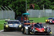 ELMS - Video: Imola: Vollgas im LMP3-Monster!