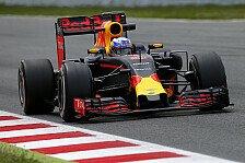 Formel 1 - Neuer Renault-Motor für Ricciardo und Magnussen