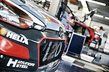 WRC - Video: Hyundai nach Portugal-Shakedown zuversichtlich