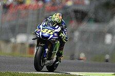 MotoGP - Rossi sucht nach Geheimwaffe in Reifenschlacht