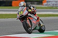 Moto2 - Italien GP: Die deutschen Moto2-Fahrer im Check