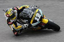 Moto2 - Rennabbruch wegen Regen: Nakagami gewinnt
