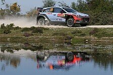 WRC - Video: Hyundai: Weitere R�ckschl�ge in Portugal
