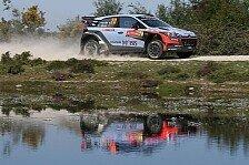 WRC - Video: Hyundai: Weitere Rückschläge in Portugal
