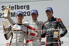 Carrera Cup - Spielberg: Jeffrey Schmidt fährt aufs Podium