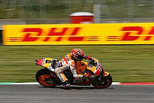 MotoGP - Honda-Team will Aufwärtstrend halten