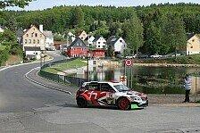 DRM - Spannende Positionskämpfe bei AvD Sachsen Rallye