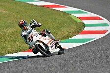 Moto3 - Bagnaia holt in Herzschlagfinale Premierensieg