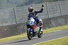 Moto3 - Bastianini abgebrüht zur Aragon-Pole