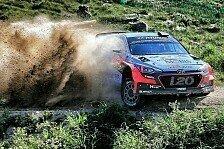 WRC - Video: Hyundai zeigt die besten Drifts der Rallye Portugal