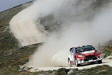 WRC - Meeke feiert in Portugal zweiten WRC-Sieg