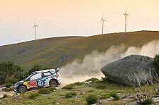 WRC - Schlägt Volkswagen auf Sardinien zurück?