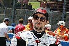 MotoGP - Von Iannone abgedrängt: Laverty platzt der Kragen