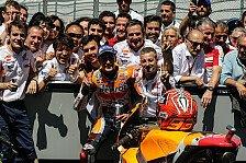 MotoGP - Offiziell: Marquez verlängert mit Honda