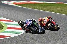 MotoGP - Marquez schreibt Sieg beim Katalonien GP ab