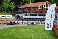 ADAC Kart Masters - ADAC Kart Masters startet in Ampfing