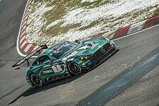 24 h Nürburgring - Dontje: Premiere bei 24h auf dem Nürburgring