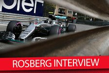 Formel 1 - Video: MSM TV: Interview mit Nico Rosberg zum Monaco GP